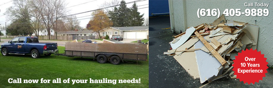 Garbage Removal Holland MI